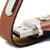 Memoria USB forrada de cuero